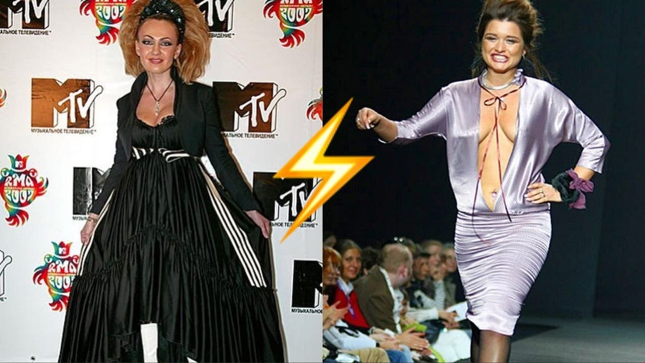 Обратно в нулевые: какими были Яна Рудковская, Ксения Бородина, Полина Гагарина и другие на заре своей карьеры?