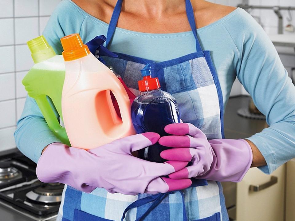 5 незыблемых правил гипоаллергенной уборки, которая не вредит здоровью