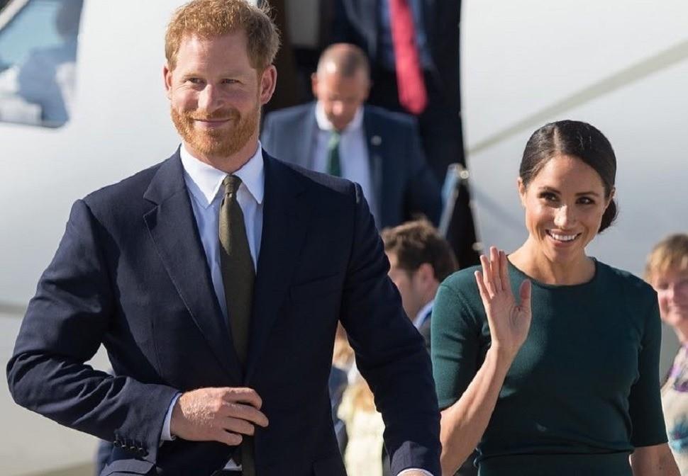 На заметку мужчинам: стало известно, какой подарок принц Гарри сделал Меган Маркл в начале их отношений