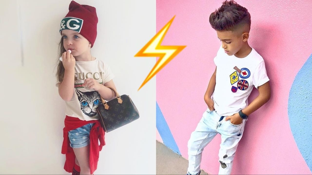 Мини-блогеры: топ-10 самых стильных детей в Instagram