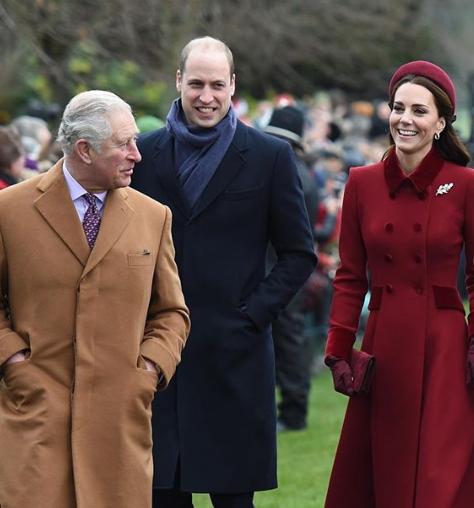 Принц Уильям отправился на работу в День Рождения жены