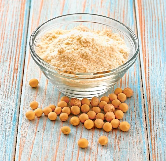 Содержит много клетчатки ирастительного белка, потому особенно хороша для тех, кто по тем или иным причинам придерживается диеты. Обеспечивает выпечке румяную корочку идостаточную пышно...