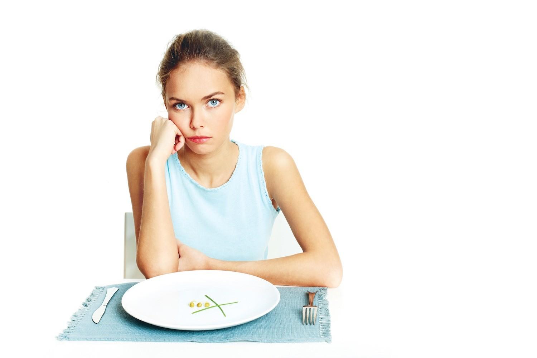 Есть вопрос: как анорексия влияет на тело и мозг.