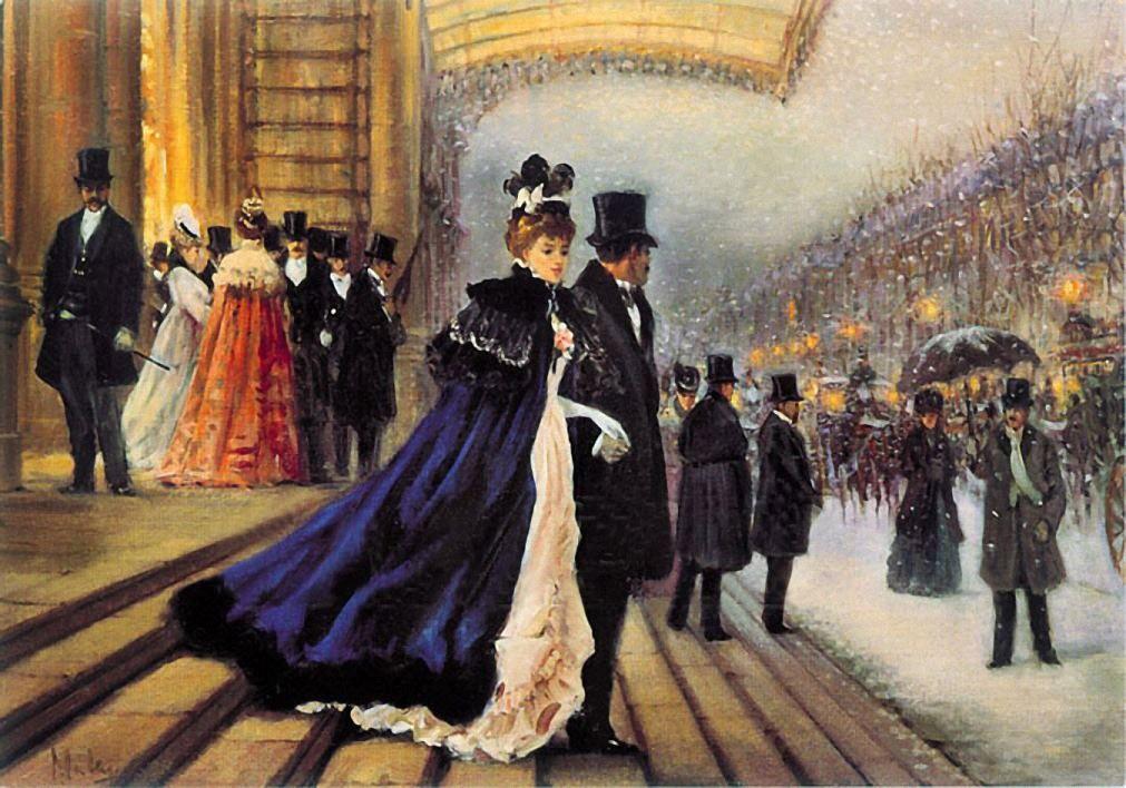 Брачная газета и «ярмарка невест»: как знакомились и ухаживали русские мужчины в XIX веке?