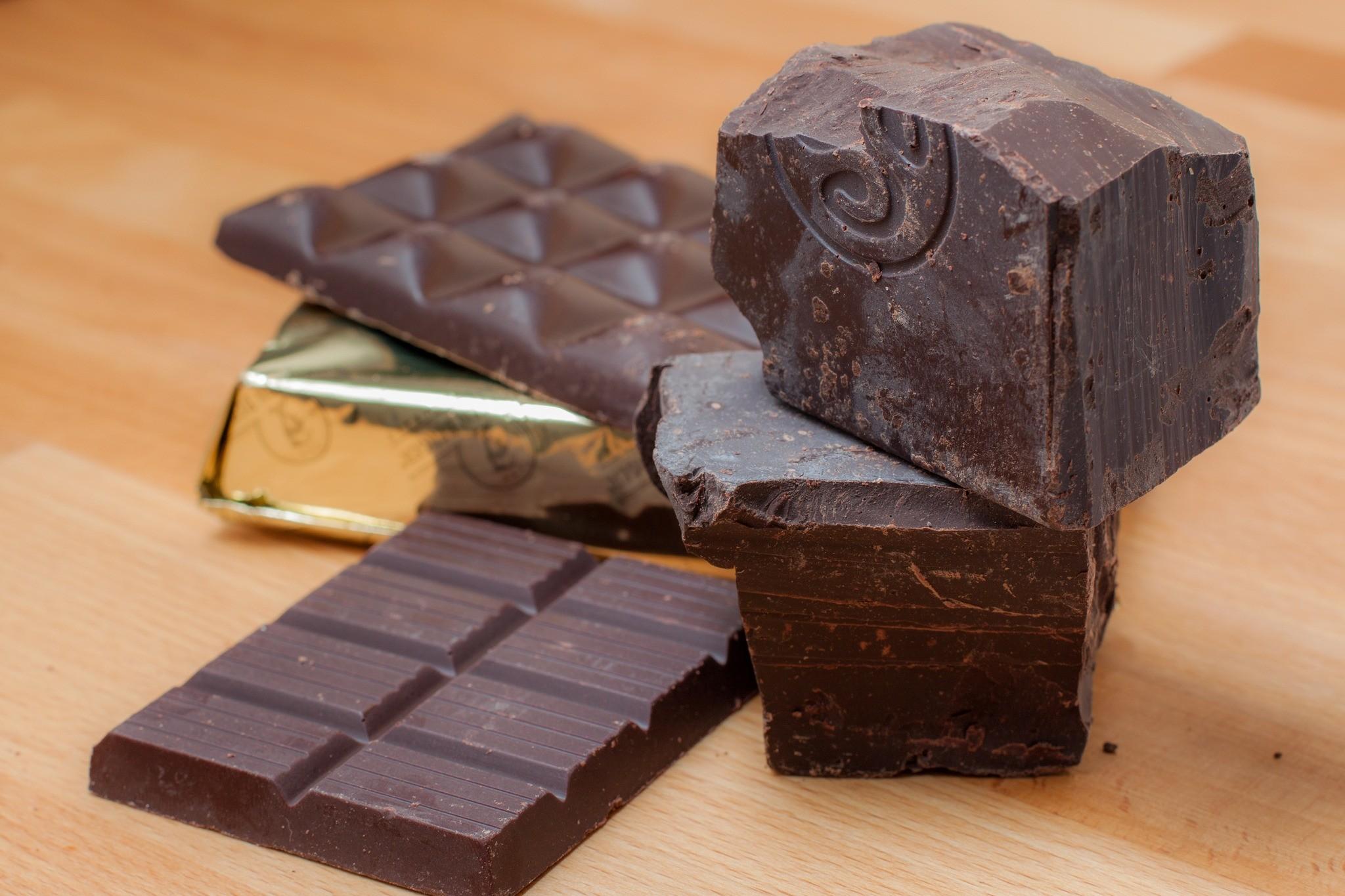 Шоколад может помочь в борьбе с кашлем