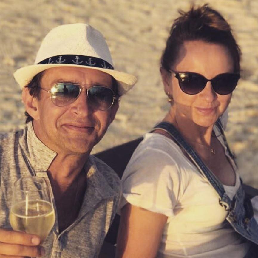 Супруга Константина Хабенского нежно поздравила мужа с днем рождения
