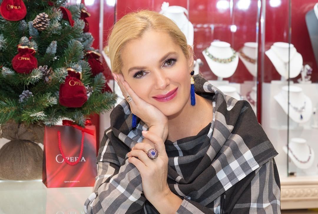 Мария Порошина стала мамой в пятый раз