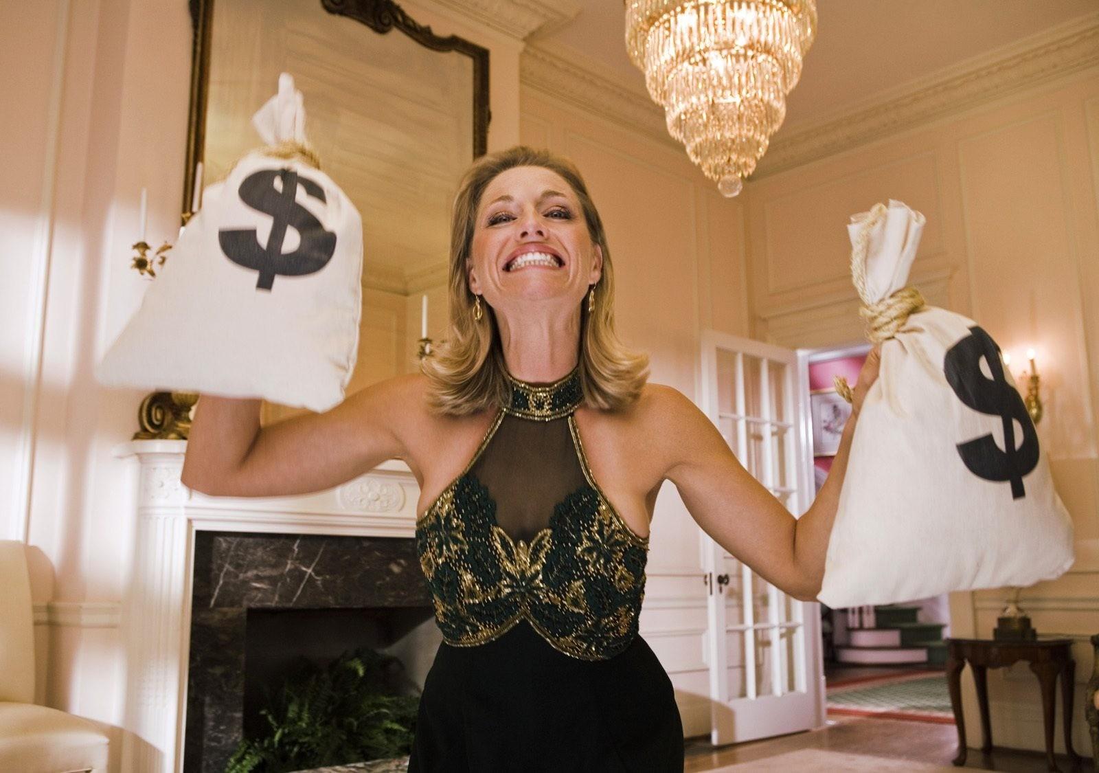 5 законов Вселенной, которые помогут привлечь богатство