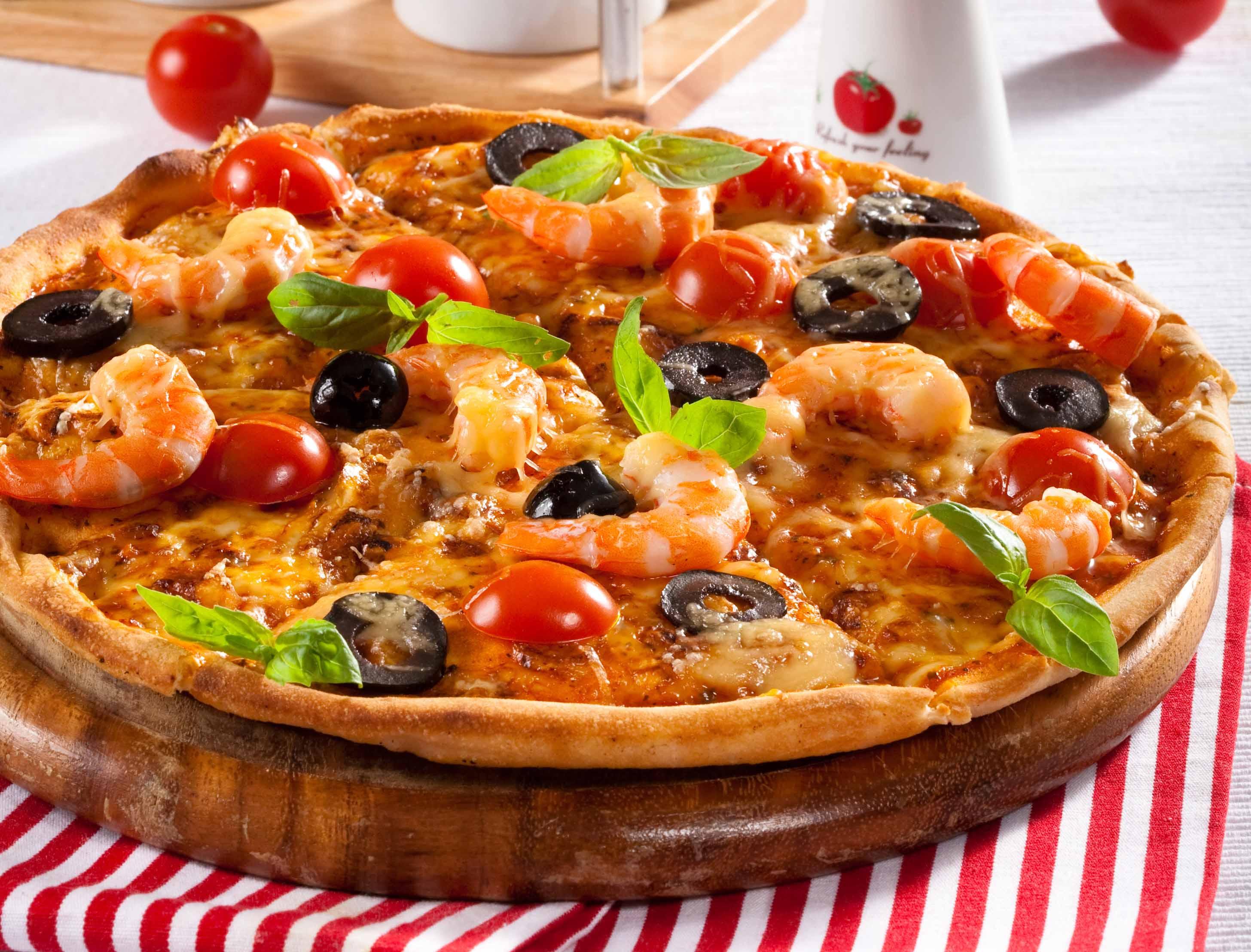 Рецепты домашней пиццы: готовим быстро и вкусно