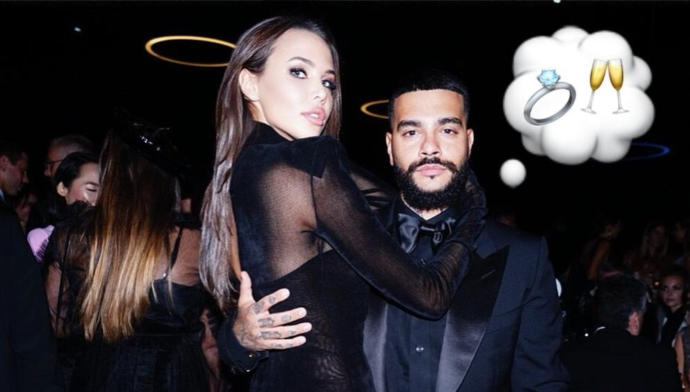 Предсказание ясновидящей: поженятся ли когда-нибудь Тимати и Анастасия Решетова?