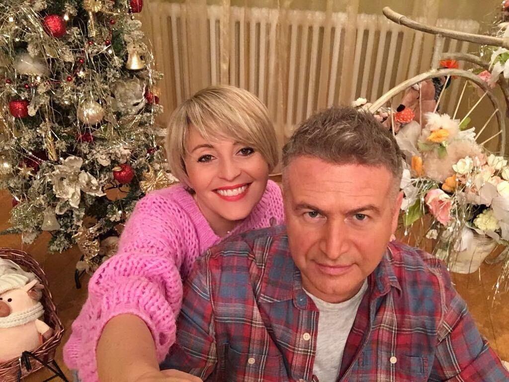 Леонид Агутин сравнил первые годы брака с Анжеликой Варум со счастливым детством