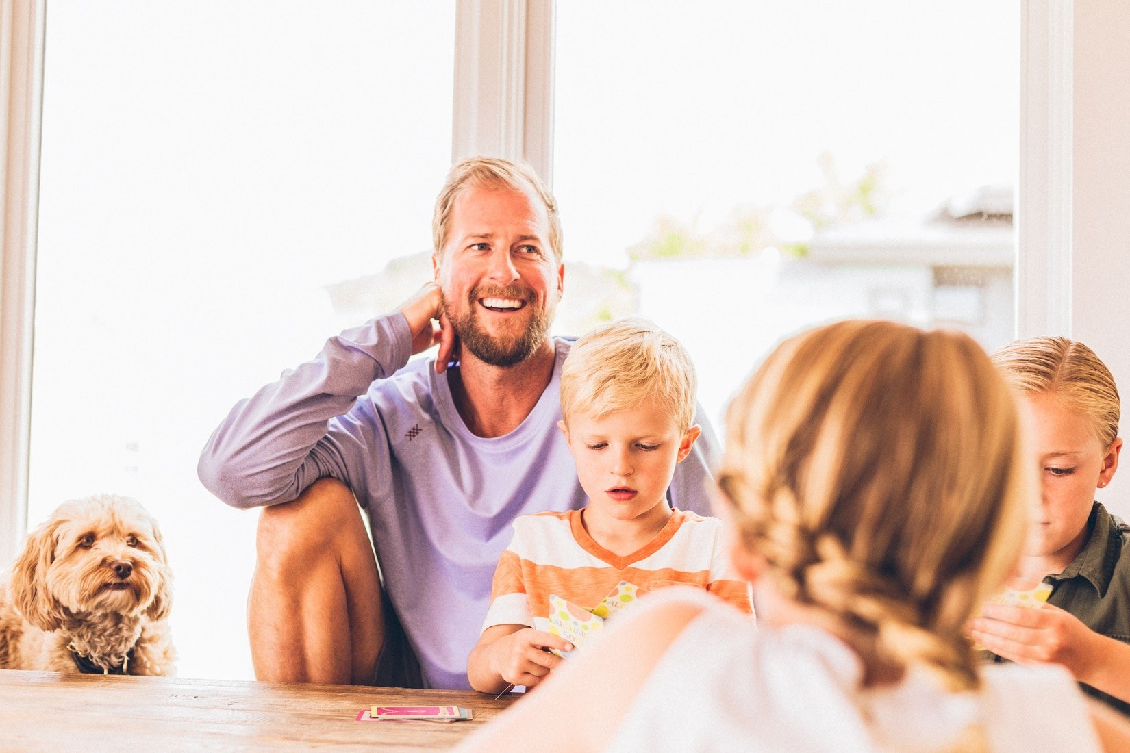 6 идей, чем заняться всей семьей на выходных