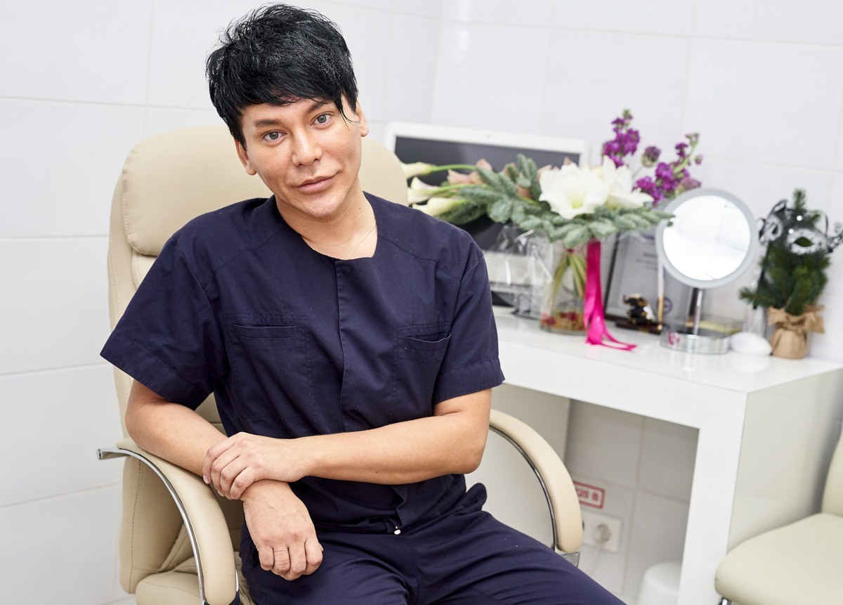 Александр Вдовин, пластический хирург