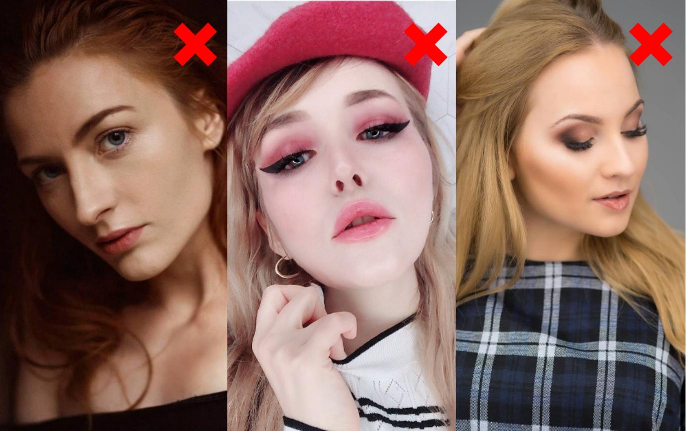 5 антитрендов макияжа зимы 2019: смой это немедленно