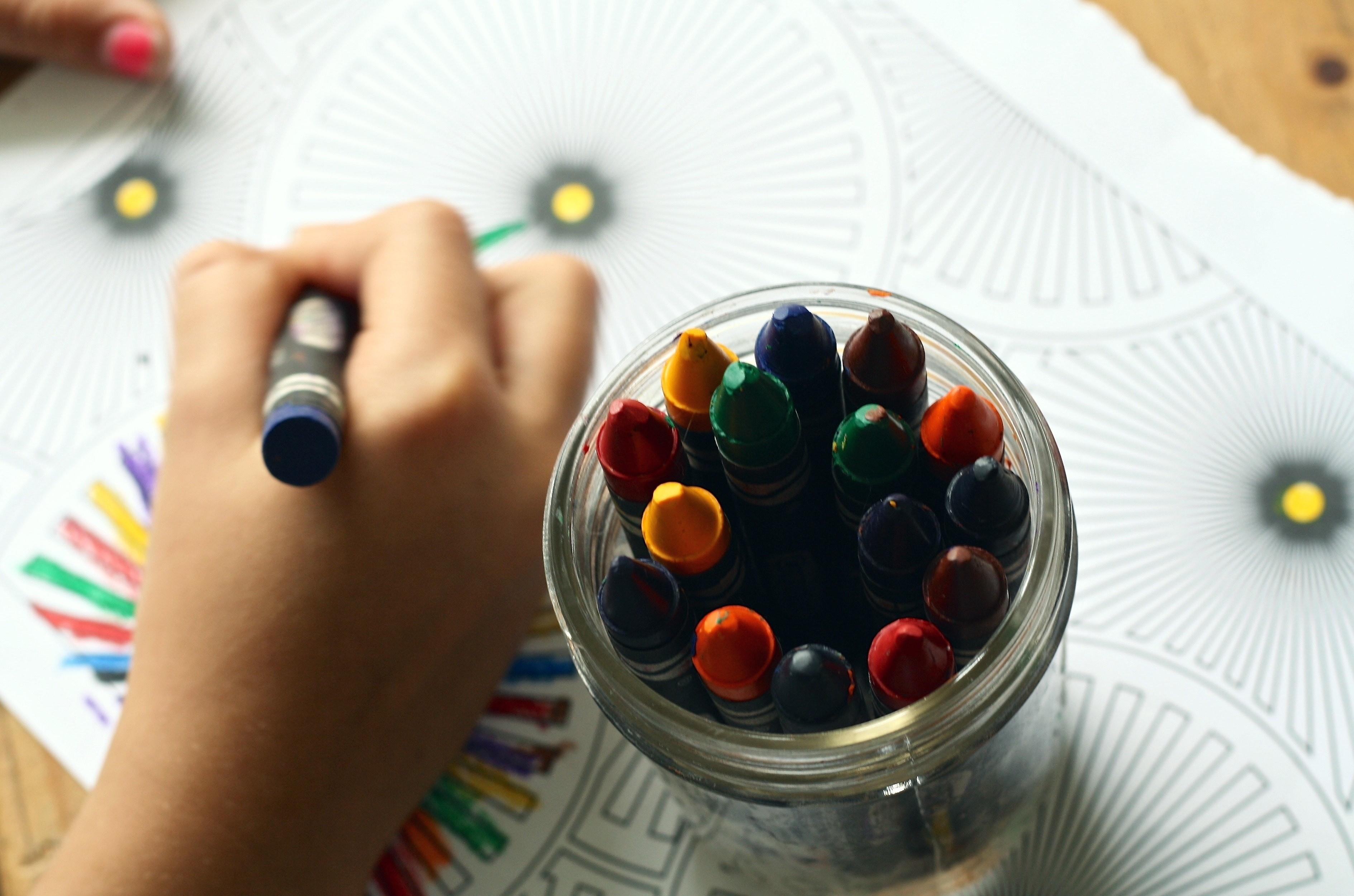 5 идей развивающих занятий с детьми в холодную погоду