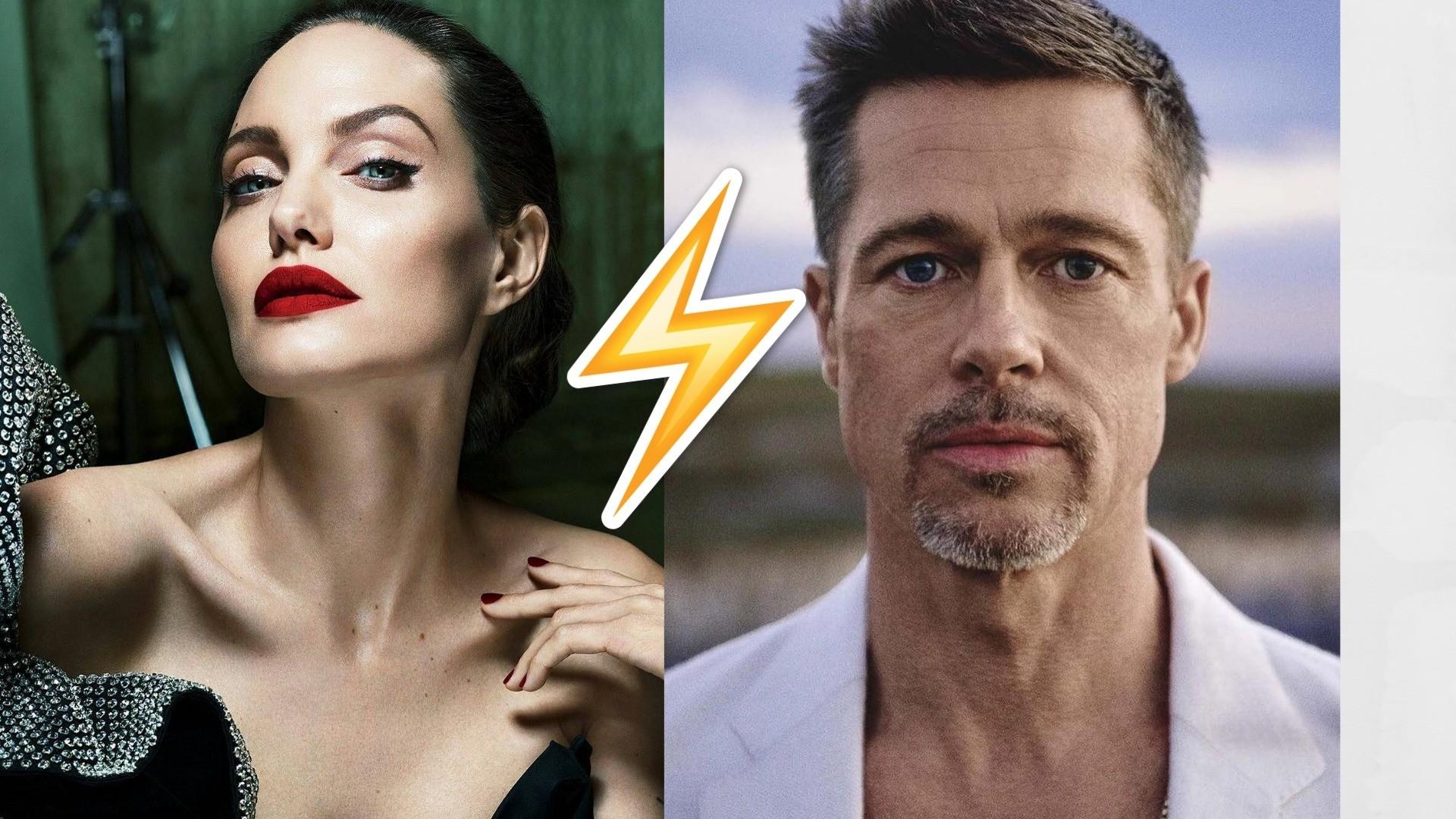 Джоли и Питт воссоединятся из-за проблем с дочерью: предсказание ясновидящей