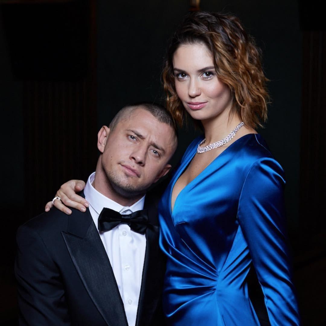 Павел Прилучный высмеял новость о том, что он избил жену.