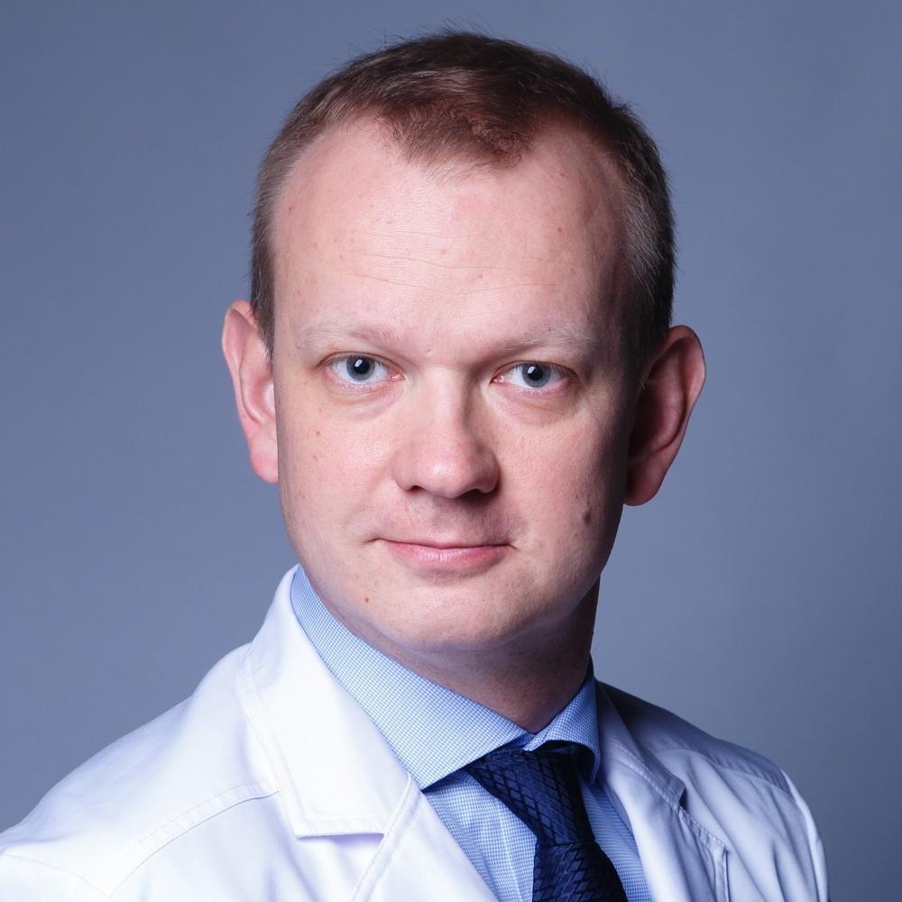 Юрий Глазков, травматолог-орто&...