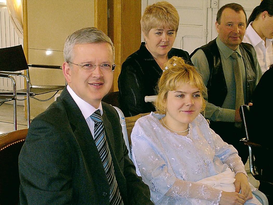 Ив и Ксения: свадебная церемони...