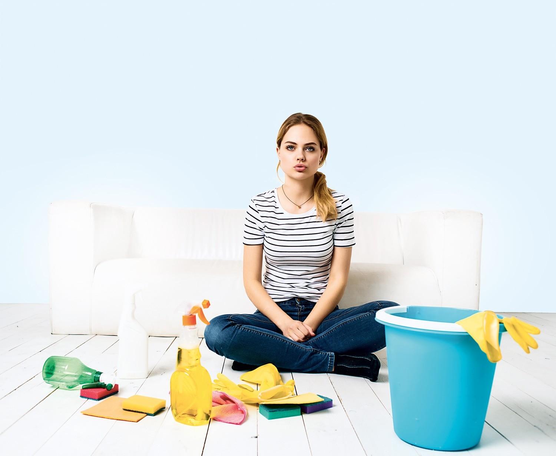 Как быстро убрать квартиру? 11 лайфхаков от Lisa.ru