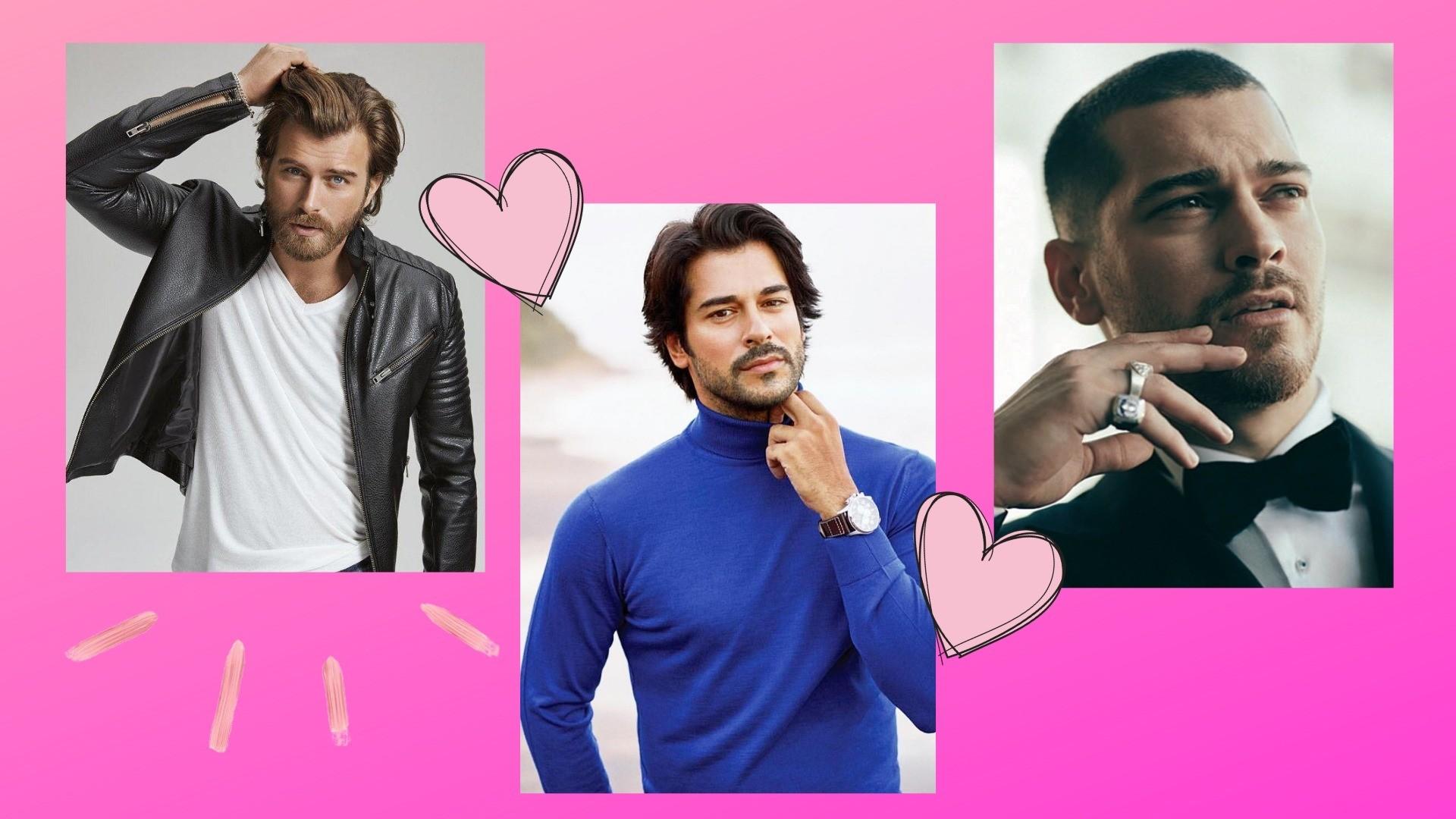 Топ-9 самых привлекательных турецких актеров, которые нравятся всем