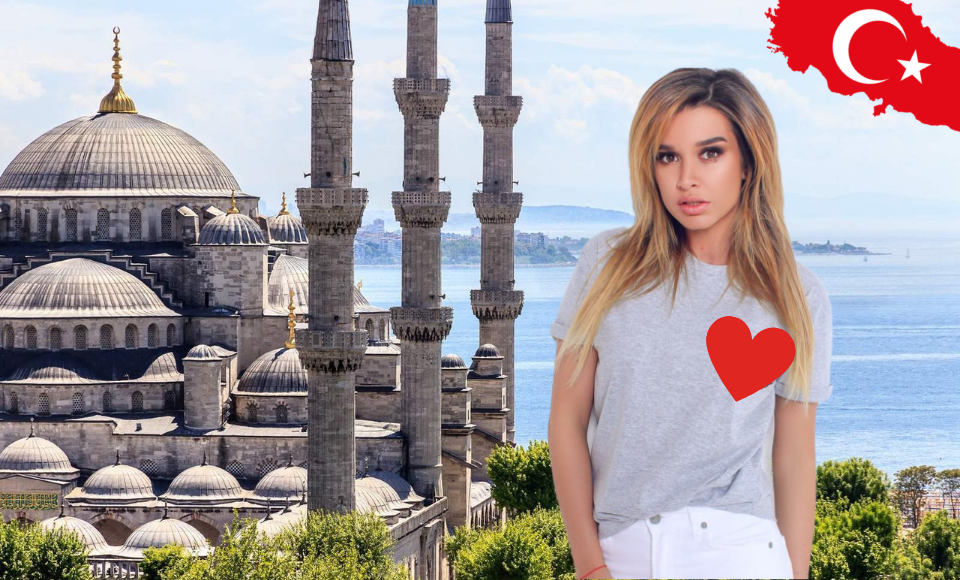 7 любимых турецких сериалов Ксении Бородиной