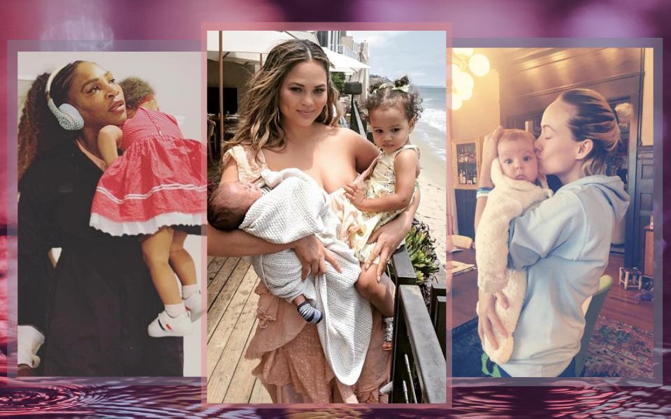 7 звезд, которые не боятся говорить о материнстве без цензуры