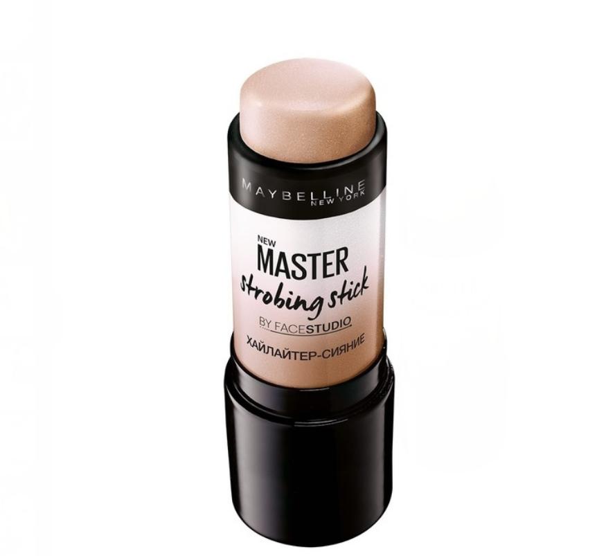 Maybelline хайлайтер-стик Master Strobing