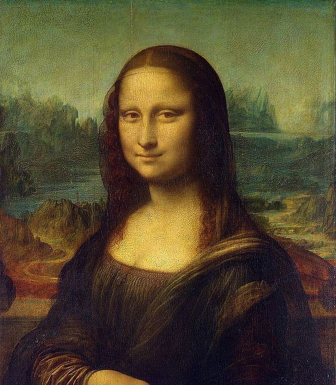 В 1911 году картина была похищена п&#...