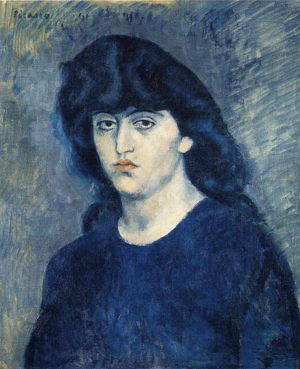 Считается, что картины этого художника похищают чаще всего.Единственное, что успокаивает–Пикассо создал вразы больше картин, чем тот же Вермеер.  «Портрет Сюзанны Блох» украли измузе...