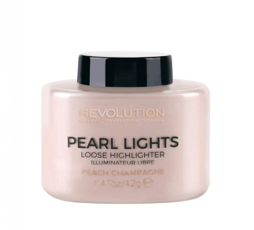 Makeup Revolution хайлайтер рассыпчатый PEARL LIGHTS Loose Highlighter
