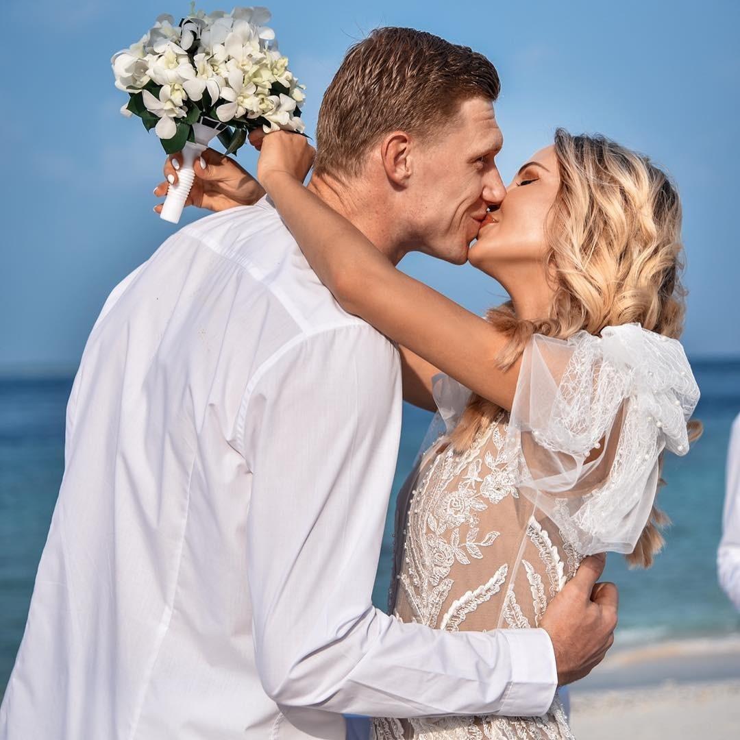 Мария Погребняк училась быть женственной, чтобы влюбить в себя будущего мужа