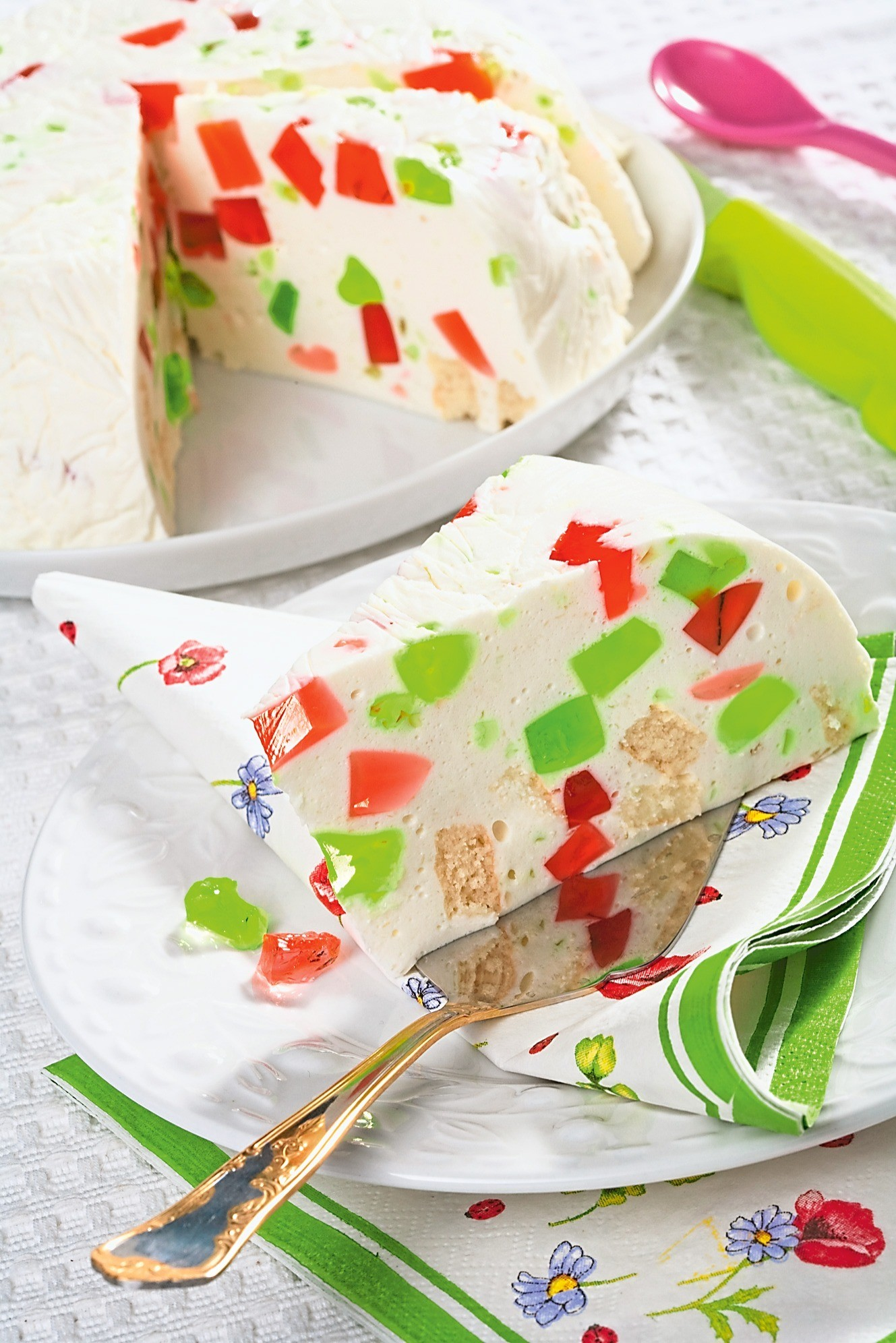 Торт «Самоцветы»