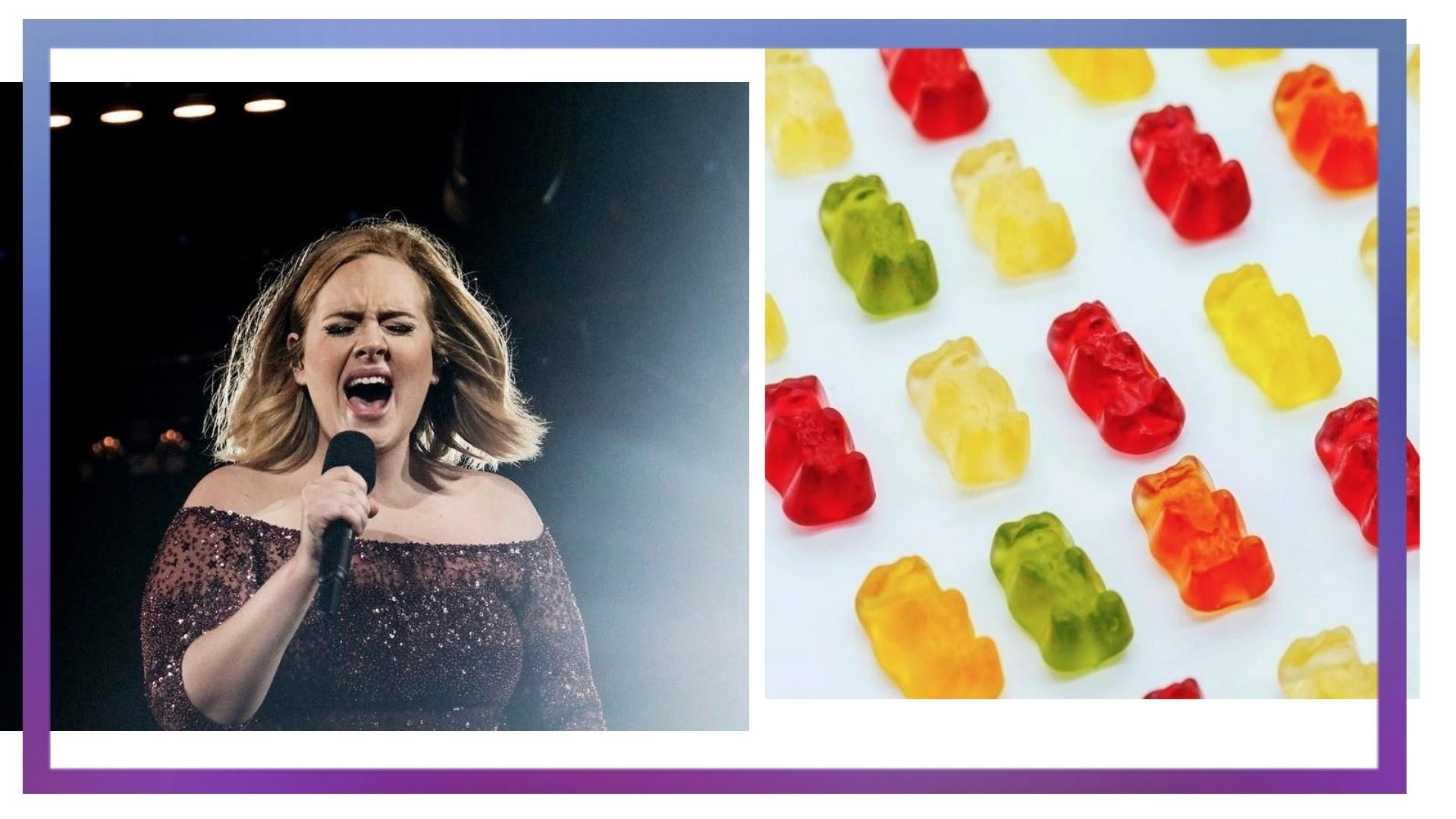 Первый флешмоб 2019 года: что объединяет хит Адель и мишек из мармелада