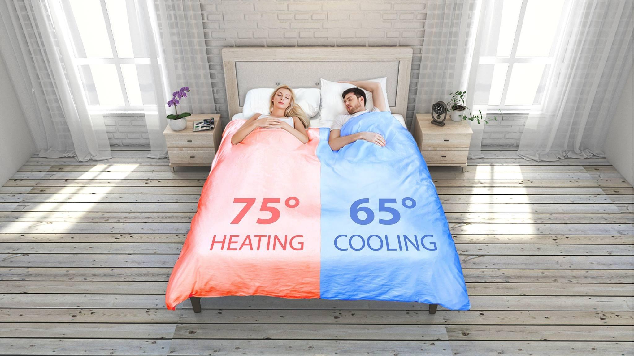 Чудо-гаджет: одеяло, которое может спасти брак