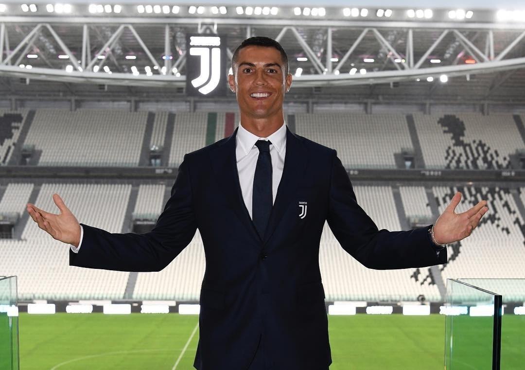 Криштиану Роналду установил мировой рекорд в Instagram