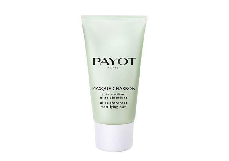 Матирующая угольная маска Masque Charbon, Payot
