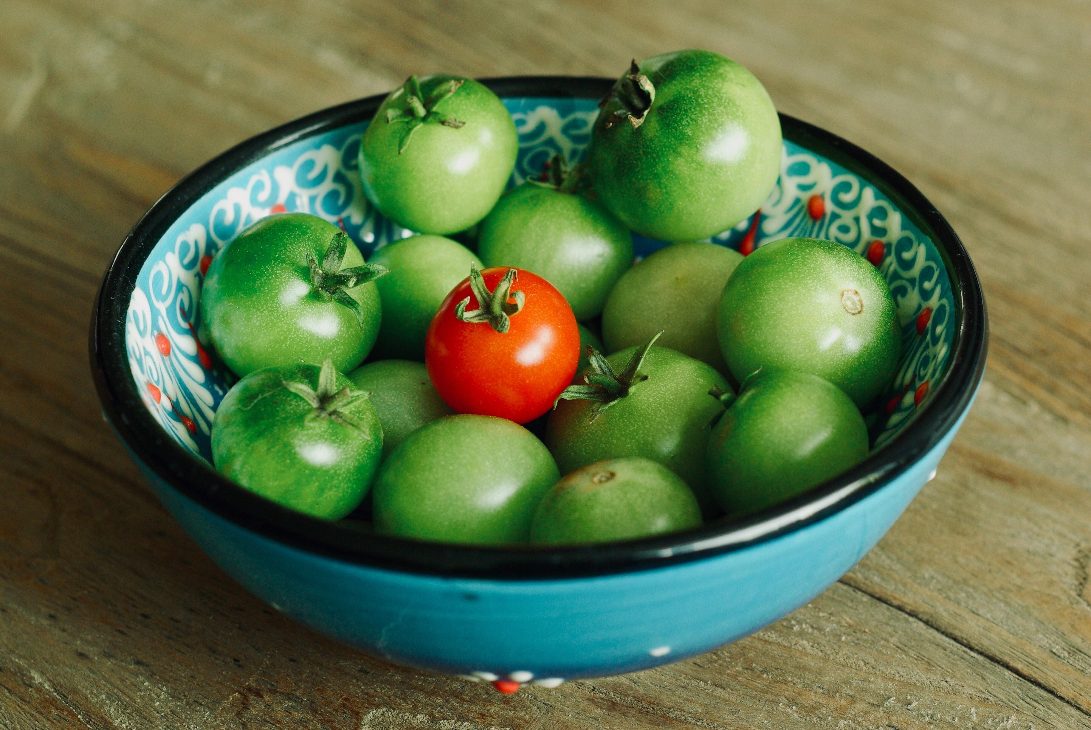 Что приготовить из зеленых помидор: 10 лучших рецептов