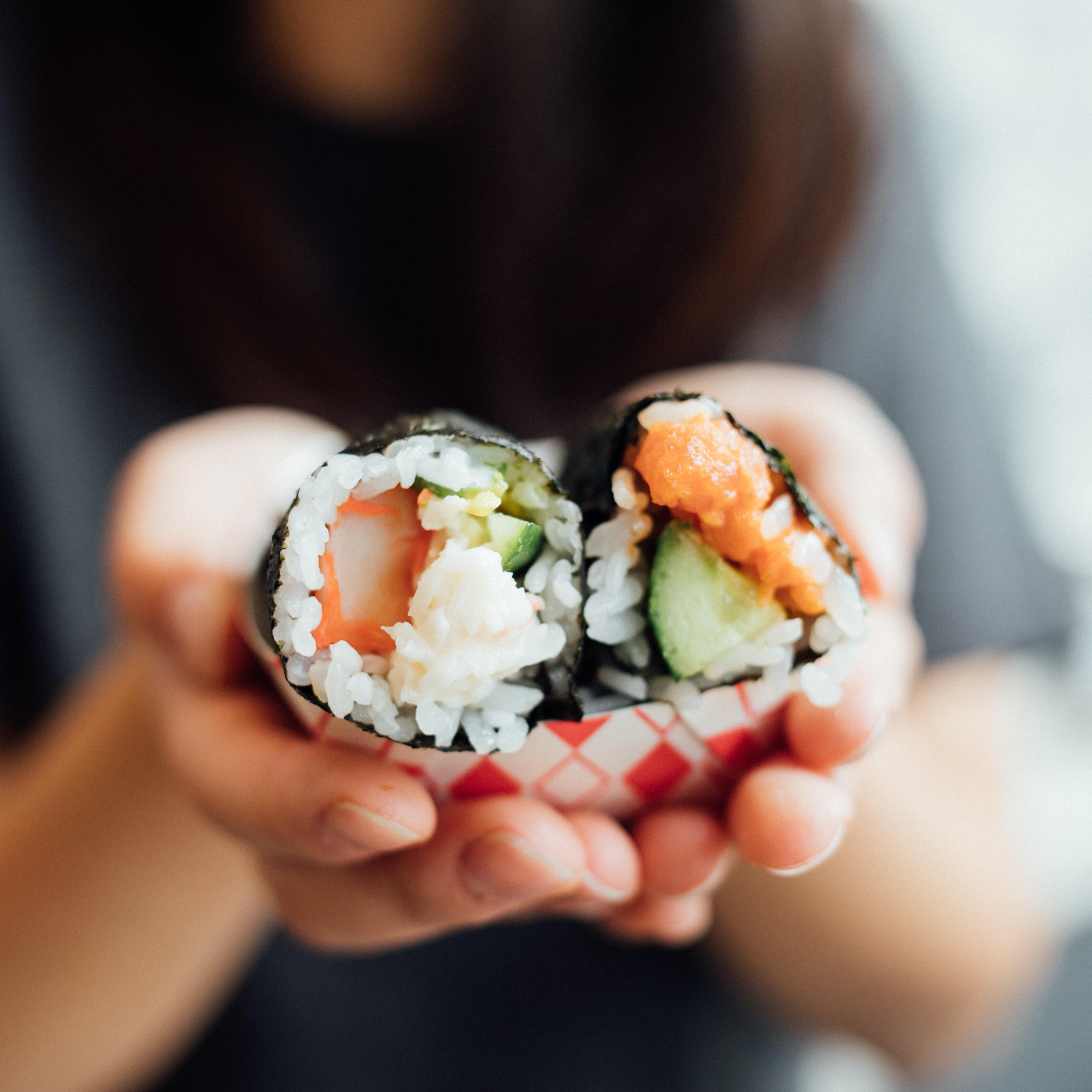 Простые рецепты суши в домашних условиях (получится не хуже, чем в ресторане)