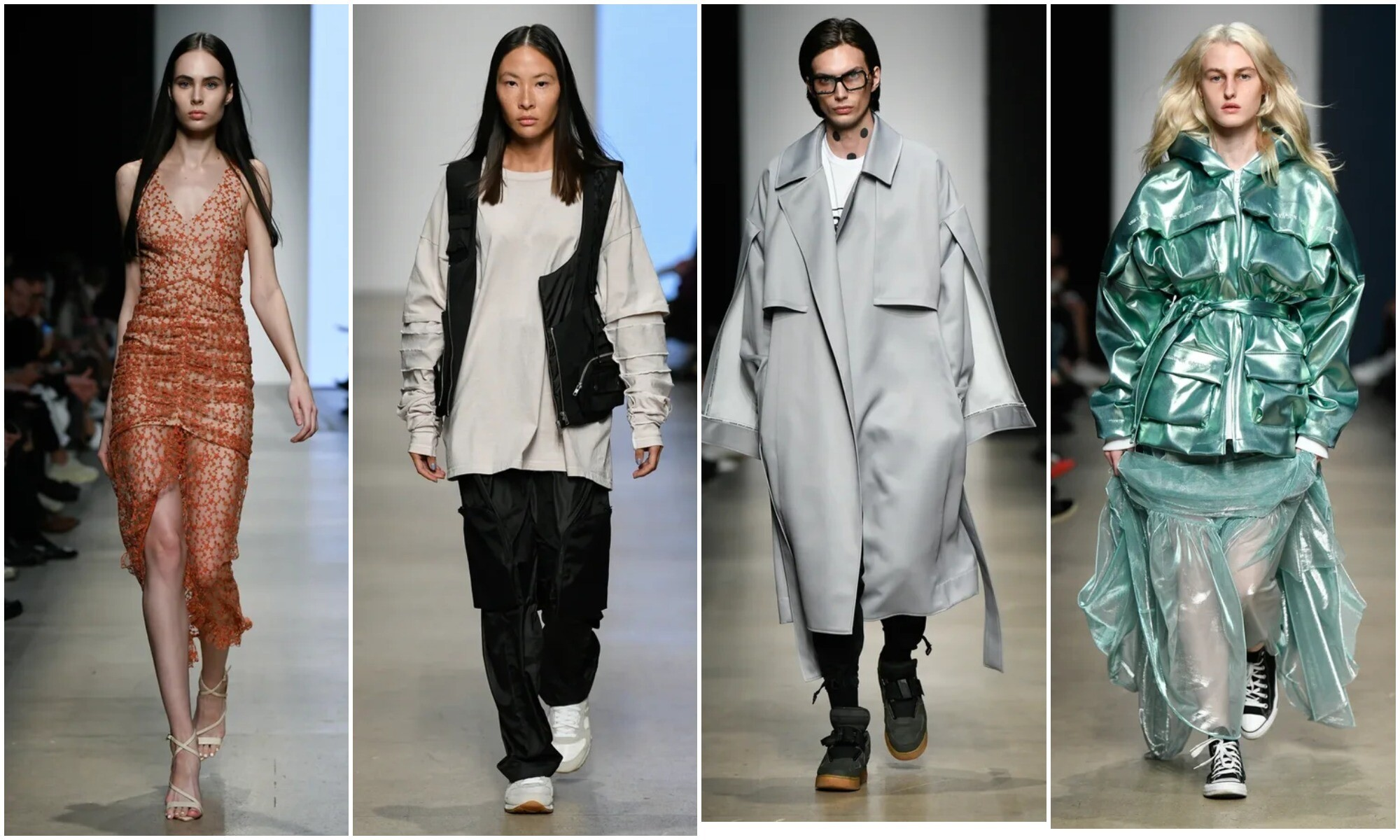 Агендерность, наряды для отпуска и зарубежные дизайнеры: как прошел третий день недели моды в «Манеже»