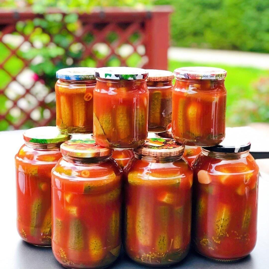 Огурцы в кетчупе чили на зиму: 7 рецептов, которые тебе точно стоит попробовать