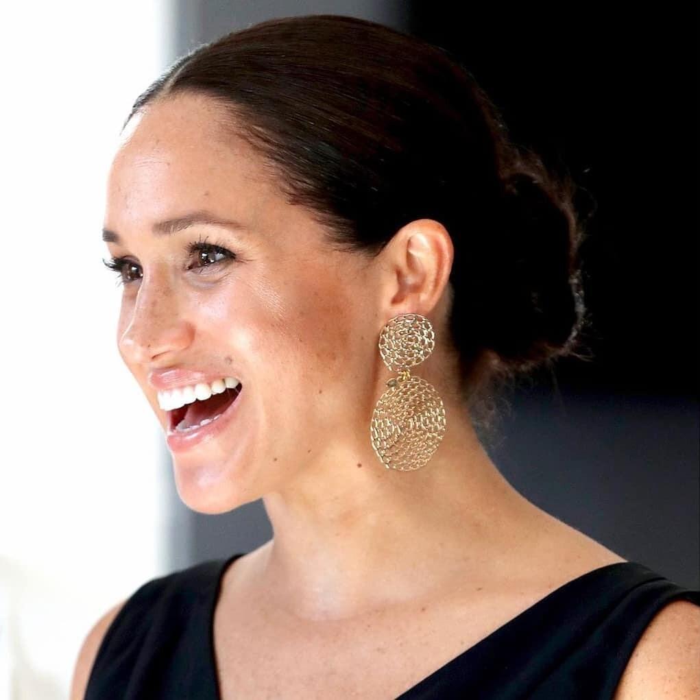 Меган Маркл рассказала, как ласково называет принца Гарри (видео)