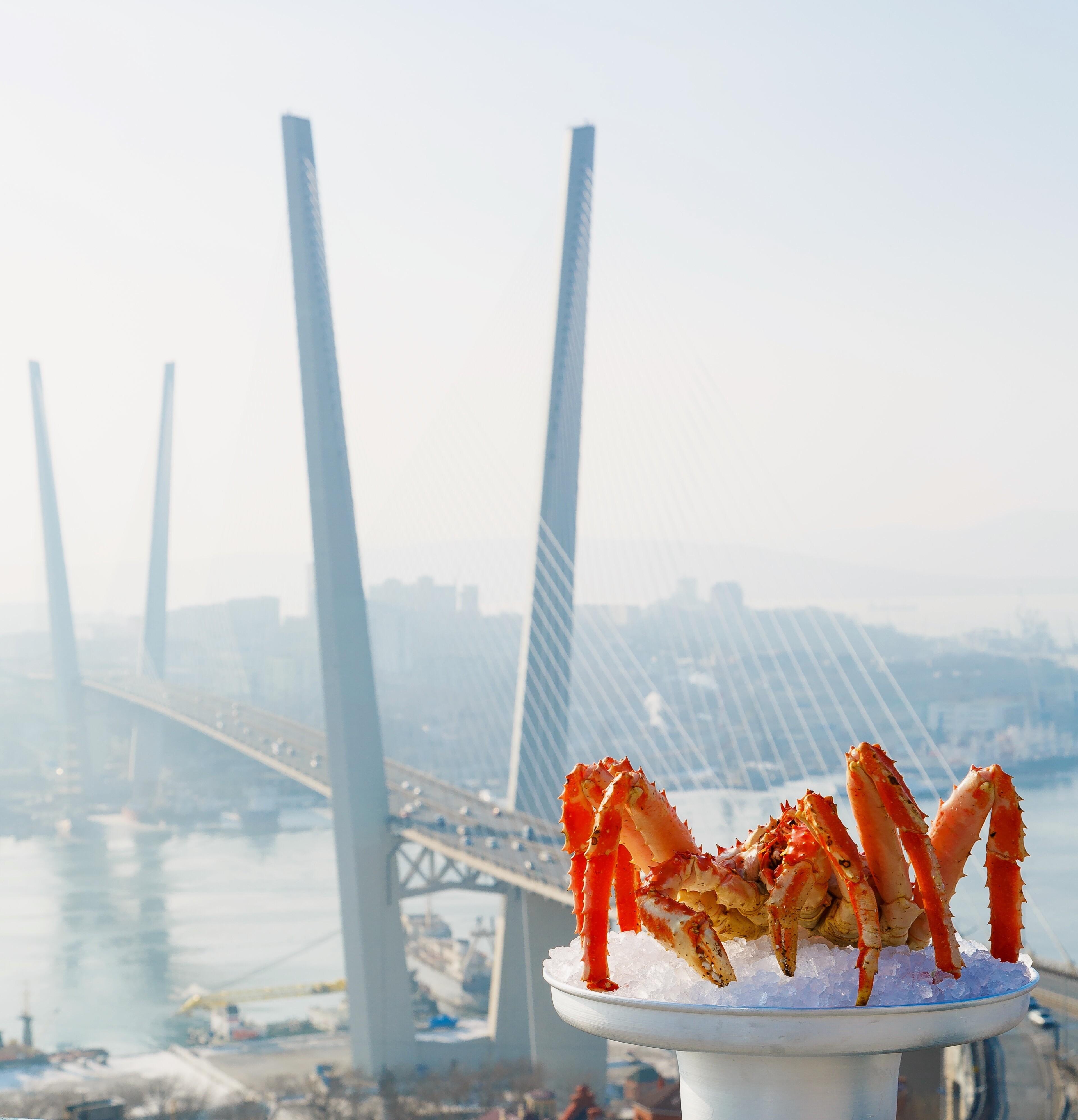От Москвы до Владивостока: где мы будем есть блюда из краба по доступной цене в этом году