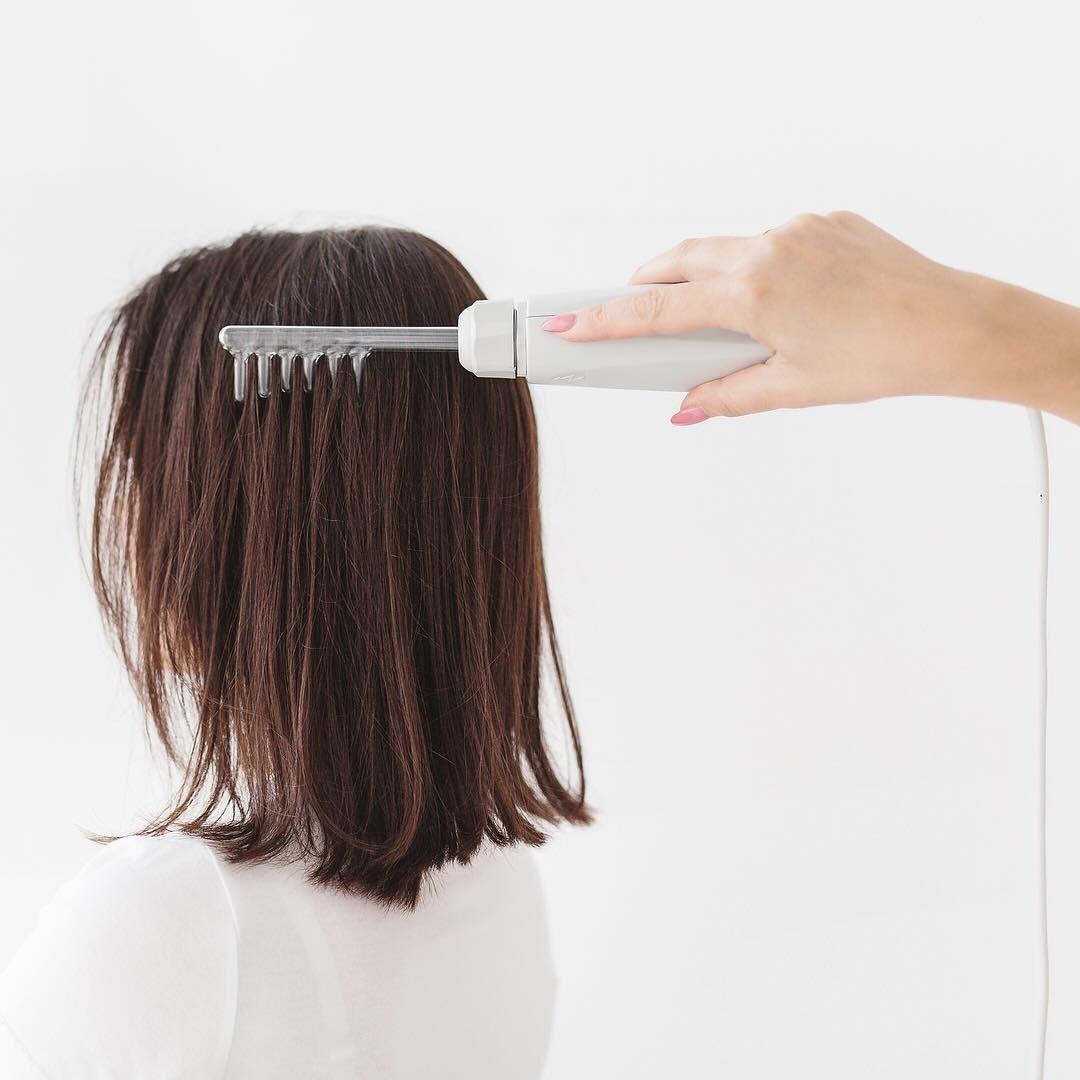 Активатор роста и верный способ избежать облысения: как правильно пользоваться дарсонвалем для волос