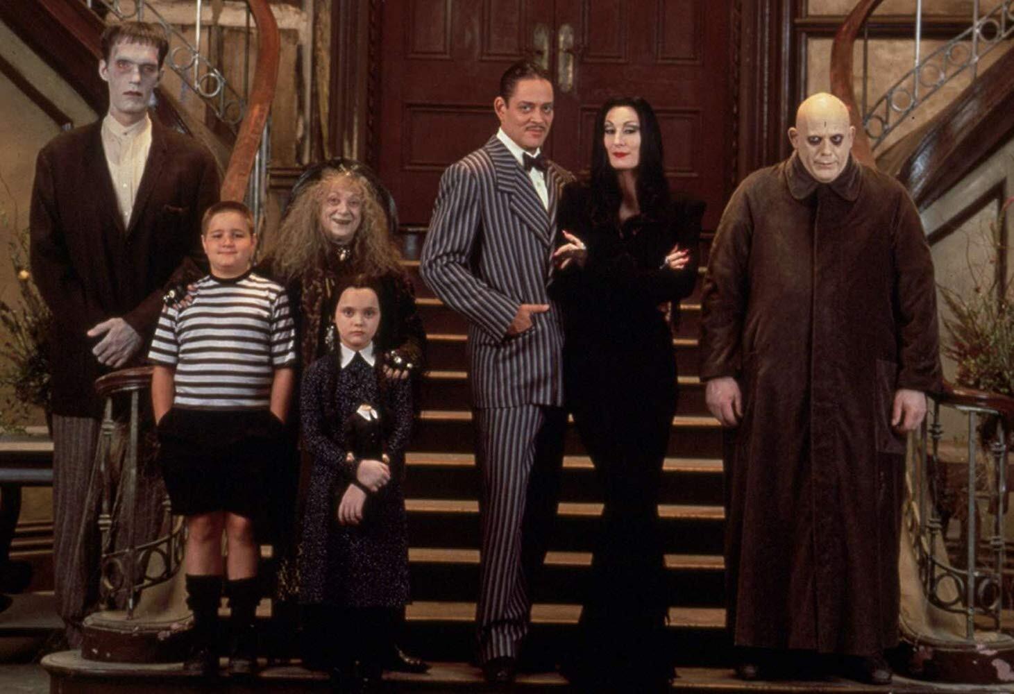 Где сейчас актеры из «Семейки Аддамс»