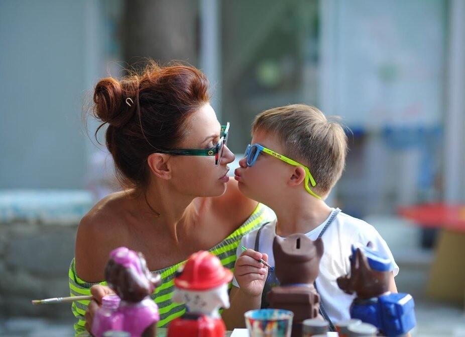 Откровения звездных мам о воспитании «особенных» детей