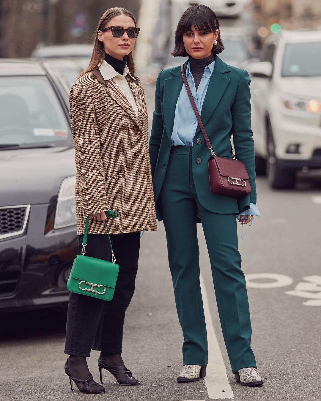 С чем носить пиджак в клетку: 32 модных и универсальных образа на все случаи жизни