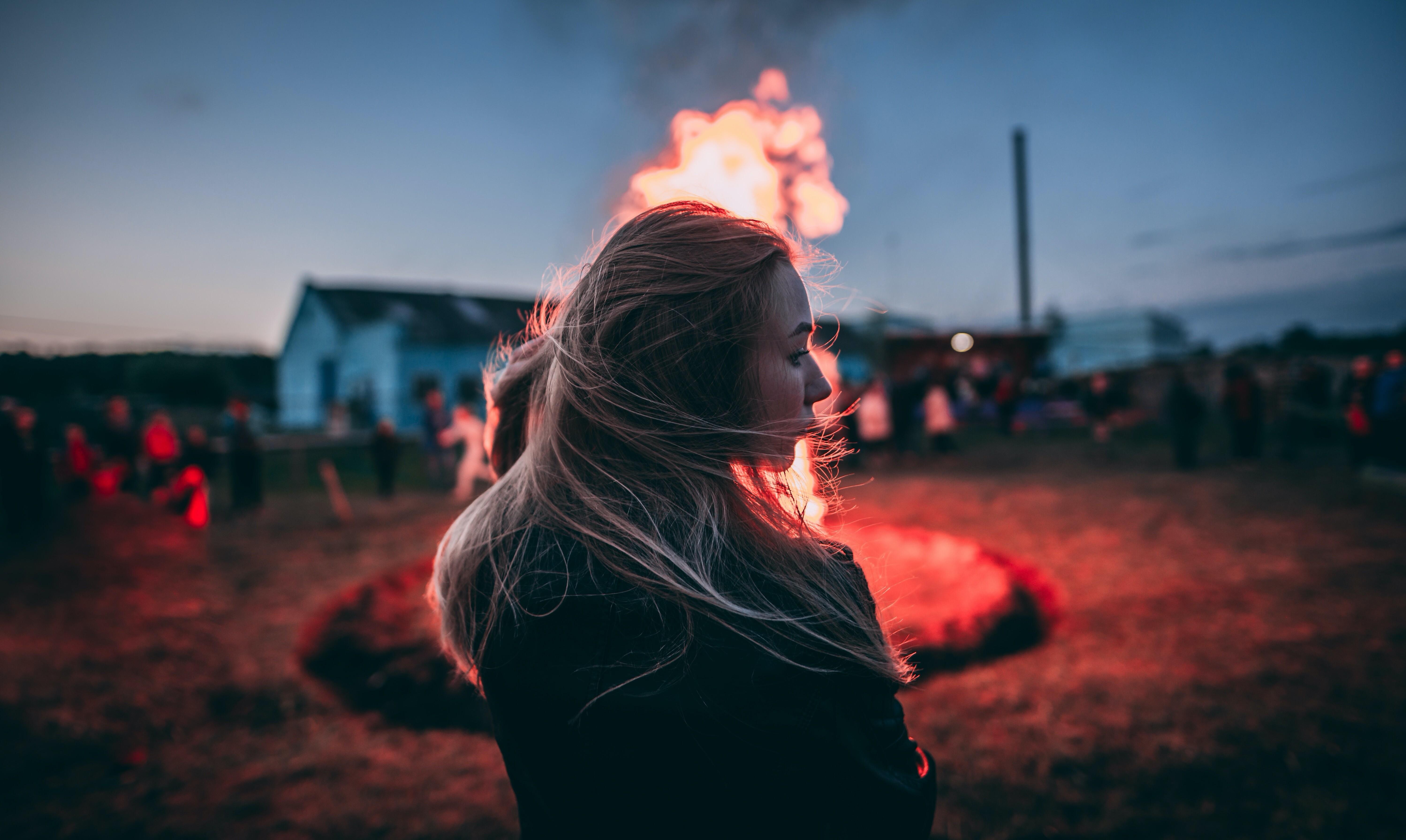 Гадание на огне: разгадай мистические свойства пламени