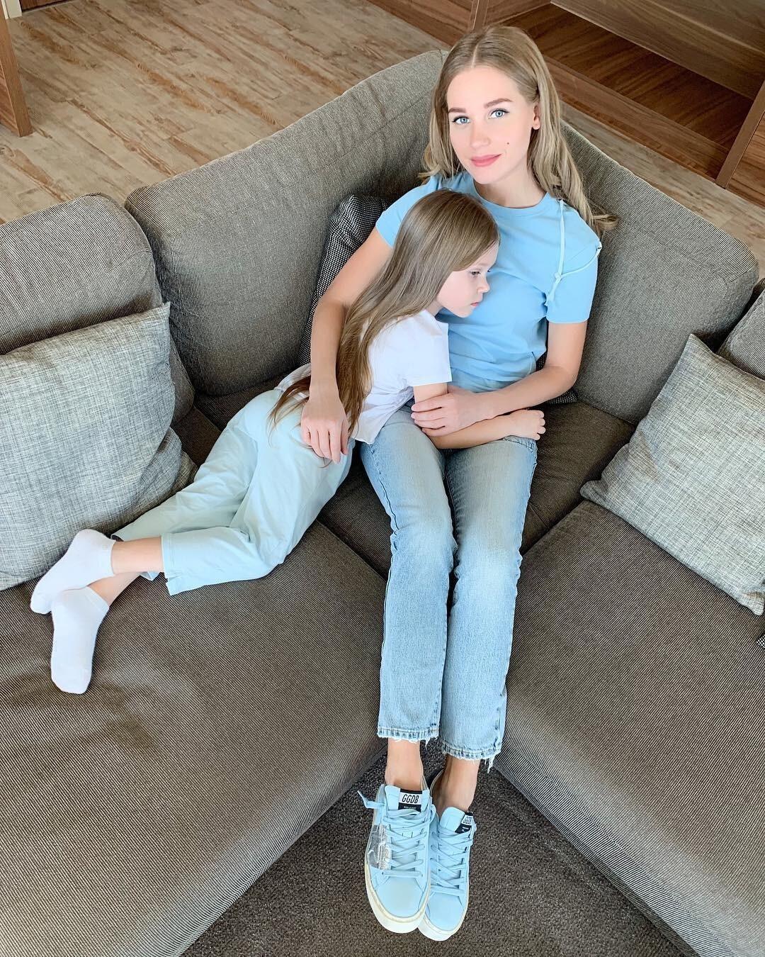 «Не дай бог!»: Кристина Асмус объяснила, почему ее дочь не станет актрисой