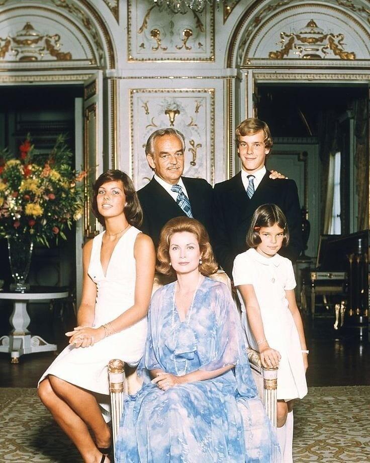 Грейс Келли: биография, личная жизнь, семья и дети княгини (ей было бы 90!)